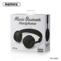 Headphone Bluetooth RB-500HB Preto - Remax