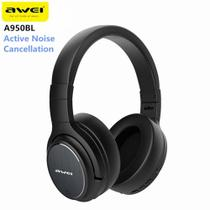 Headphone Bluetooth Tecnologia ANC Preto - AWEI