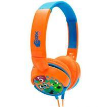 Headphone Boo Infantil Hp301 Colorido Oex -