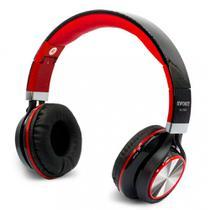 Headphone C/ Microfone Para Pc, Notebook E Smartphone - Exbom