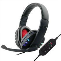 Headphone Com Microfone E Controle De Volume USB 2.0 FO-11 - DEFQUAL