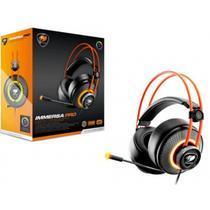 Headphone Cougar Gaming Immersa Pro Black Edition Rgb Dolby Digital Surround 7.1 - CGR-U50MB-700 -