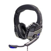 Headphone Dex Microfone 7.1 Led E Alta Potencia -