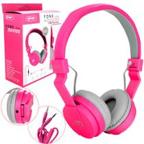 Headphone Fone Com Microfone P2 Kp-428 - Knup