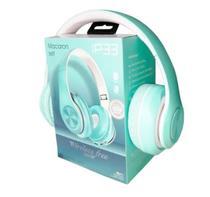 Headphone Fone De Ouvido Bluetooth Sem Fio Super Bass - Cat Ear