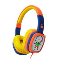 Headphone Fone de Ouvido infantil OEX Cartoon - HP302 -