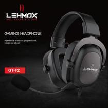 Headphone Gamer Profissional Ps4 Xbox Fone De Ouvido Gt-f2 - Lehmox