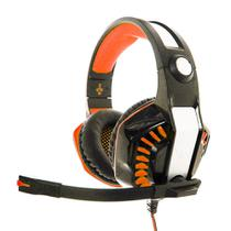 Headphone Gamer Super Bass Headset C Led RGB PC Xbox Celular - KP-491