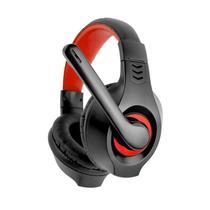 Headphone Headset Gamer Khareus c/ Microfone Kross Gaming - KARIMEX