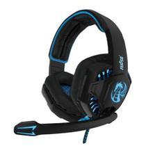 Headphone Headset Gamer P2 c/ Microfone e LED - FIRME PROGRESSO
