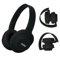 Headphone para Smartphone Oex Flow Preto com Microfone -