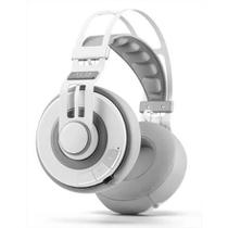 Headphone Premium Bluetooth Large Branco - Multilaser