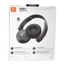Headphone Sem Fio Bluetooth com Microfone JBL T450BT Preto