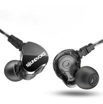 Headphone soundvoice lite in-01 retorno palco in-ear -