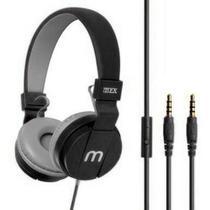 Headphone Stereo MEX IN-872 - PRETO -