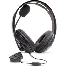 Headphone Xbox 360 Com Microfone Jogos On Line - Knup