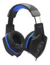 Headset Ajustável  Gamer Pc Video Game Celular Kp 451 -