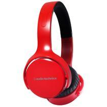 Headset ATH-OX5RD Vermelho P2 para PC ÁUDIO TECHNICA - Audio-Technica