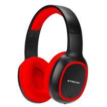 Headset bluetooth epb-ms1rd c/ microfone - entrada micro usb + audio p2 elg -