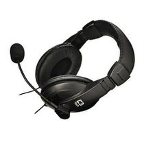 Headset C3Tech Voicer Comfort CT66 com Microfone
