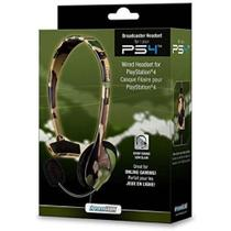 Headset Com Fio Dreamgear Ps4 Camuflado - Dreangear