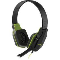 Headset com Microfone Multilaser Gamer PH146 Verde