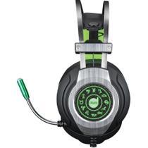 Headset Dazz Savage Gamer 7.1 USB - Verde/Preto -