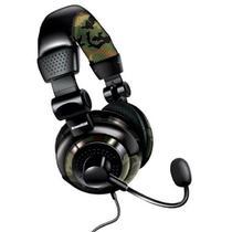 Headset Dreamgear Elite Camuflado Xbox One Ps4 Ps3 Xbox 360 -