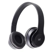 Headset Essence Bluetooth Preto HS117 Newlink -