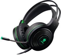 Headset evolut gamer têmis eg-301rd -