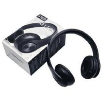 Headset Fone De Ouvido Dobrável Bluetooth 5.0 P68 - Built-In-Mic