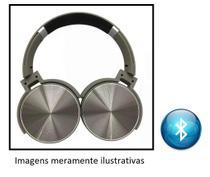 Headset Fone de Ouvido Sem Fio Bluetooth - Cores - Global