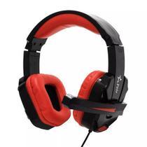 Headset Fone Gamer Ps4 Xbox One Pc Notebook Microfone Fr-512 Vermelho - Feir