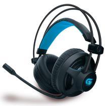 Headset Fortrek Gamer c/ Microfone Pro H2 Preto -