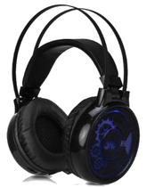 Headset Gamer 7.1 sound effect bass vibration kp-402 knup -