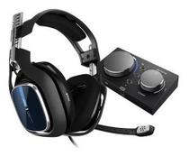 Headset Gamer Astro A40 + Mixamp Pro Tr - Versão Ps4/Ps5/pc - Logitech