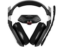Headset Gamer Astro A40 TR + Mixamp M80 - para Xbox One PC e MAC USB P3 Preto