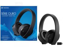 Headset Gamer Bluetooth Sony  - Série Ouro