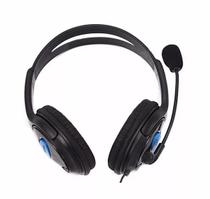 Headset Gamer C/ Microfone E Fone Ps4 Xbox One Pc Mobile - China