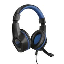 Headset Gamer Compatível c/ PS4 / XBOX ONE / SWITCH / PC  GXT 404B RANA AZUL -TRUST