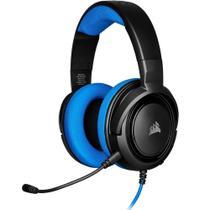 Headset Gamer Corsair HS35 Stereo Azul -