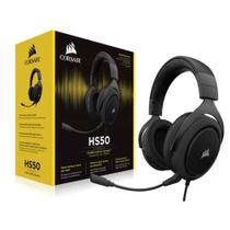 Headset Gamer Corsair HS50 Carbono CA-9011170-NA -