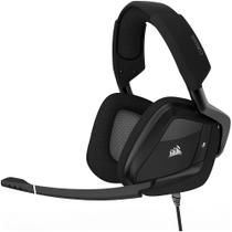 Headset Gamer Corsair USB Dolby 7.1 RGB Carbon Void - CA-9011154