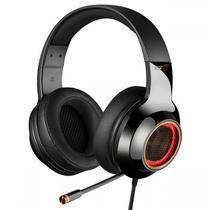 Headset Gamer Edifier G4 PRO 7.1 Virtual, LED RGB, Preto p/ PC e PS4 -