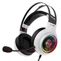 Headset Gamer Edifier G4te - 7.1 - Drivers 50mm - Microfone Destacável - Branco -