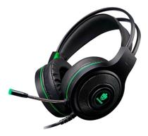 Headset Gamer Evolut Têmis Eg301gr Com Fio P/ Pc X  box P  s4