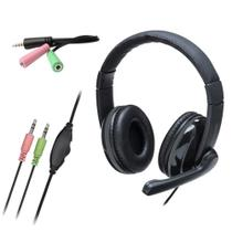 Headset Gamer Fone C/ Microfone Multilaser Ph316 P/ Pc, Notebook, Smartphone, PS/4, Xbox-One -