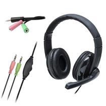 Headset Gamer Fone C/ Microfone Multilaser Ph316 P/ Pc, Notebook, Smartphone, PS/4, Xbox-One