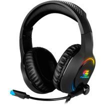 Headset Gamer Fortrek Holt Preto - Ref.70552 -