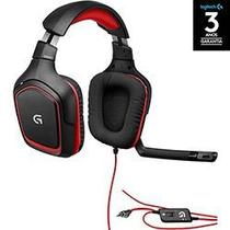 Headset Gamer G230 DGTL PC - Logitech